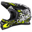 ONeal Backflip RL2 helm geel/bont